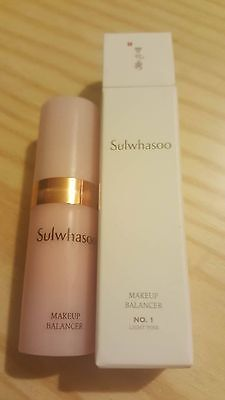 NEW SULWHASOO Makeup Balancer No.1 Light Pink SPF 25 PA++