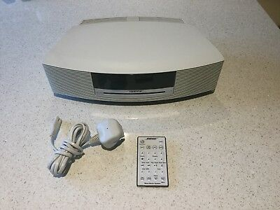 Bose Wave CD Audio Shelf System AWR CC6 Music System Excellent Condition