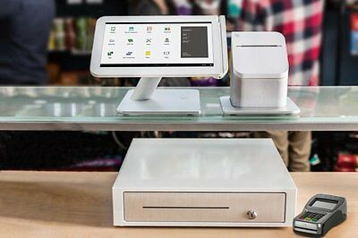 *New Clover Cash Drawer