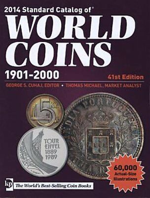 Standard Catalog of World Coins - 1901-2000 Thomas Michael