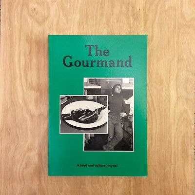 The Gourmand Food Magazine Issue 2