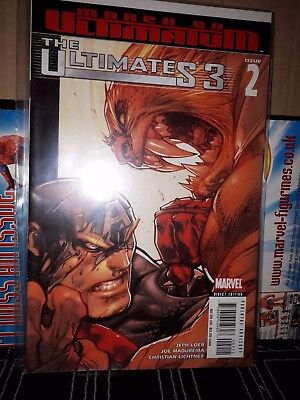 Marvel Comics The Ultimates 3 #2 1st Print VF/NM-