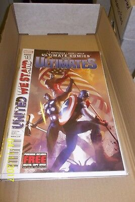 Marvel Comics Ultimate Comics The Ultimates #18 1st Print VF/NM-