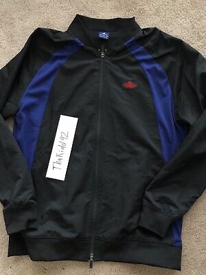a08adda1d8d861 Nike Air Jordan 1 Track Suit Jacket Wings Top 3 Royal 872861-010 Size XL