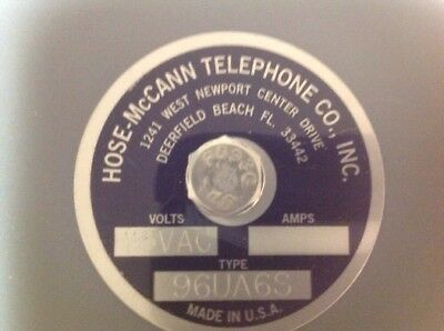 Hose-MCCann Communications Bell 96UA6S