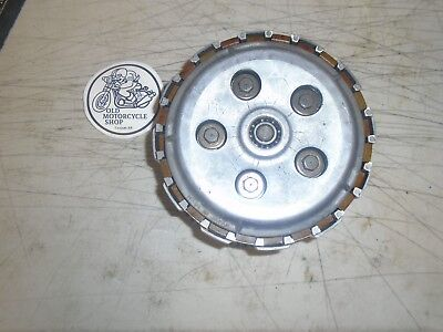 1985 Kawasaki Vulcan Vn750 A Full Clutch Assembly