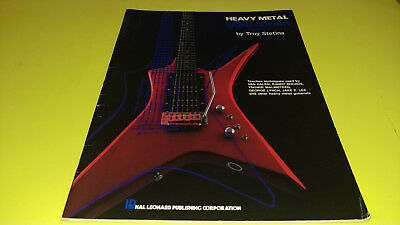 Heavy Metal - LEAD GUITAR - Volume 2 by Troy Stetina