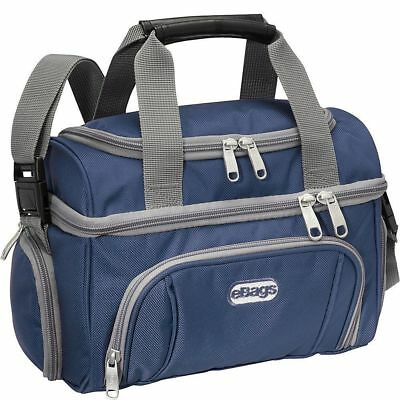 NEW-eBags Crew Cooler Jr Lunch Bag Cooler-Blue Yonder (FREE SHIPPING)