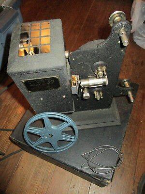 Vintage Kodak Kodascope Eight Model 50 Movie Projector Working Eastman Kodak