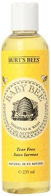 Burt's Bees Baby Bee Shampoo and Wash 235 ml