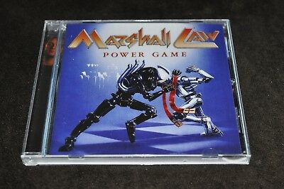 Power Game by Marshall Law (CD, Jan-2008, Krescendo Records)
