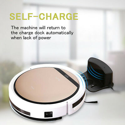 ILIFE V5S Pro Smart Aspirapolvere IR Telecomando Cleaning Robot Lavapavimenti IT