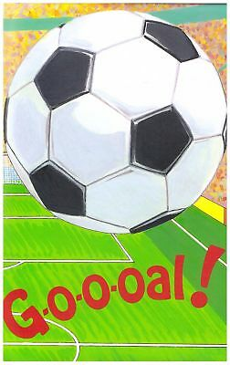 GOAL (A football story) Personalised Children's Book - HARDBACK - GREAT GIFT