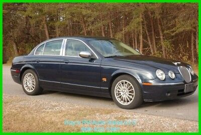 2007 Jaguar S-Type 3.0 V6 2007 3.0 V6 Used 3L V6 24V Automatic RWD Sedan Premium