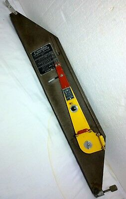 vintage car GM/CHEVROLET antique Ford Flathead V8 old auto •ALIGNMENT GAGE TOOL•