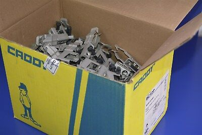 "100 Erico Caddy Conduit to Beam Clamps, 3/4"", Rigid: 1/2"", Flange: 1/2"", BC12P"