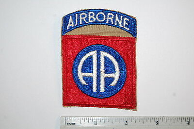 Original WWII US Military Airborne Patch
