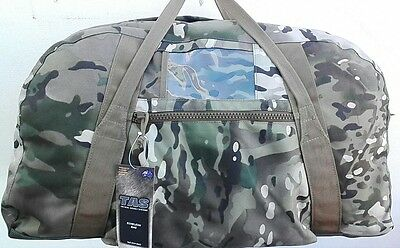 Tas Echelon Duffle Bag Multicam Heavy Duty 900D Double Pu Coated - Aus Mil Spec