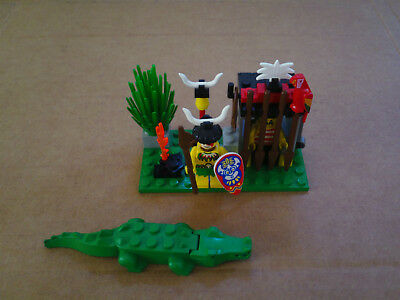 Lego - Pirates I / Islanders - Set #6246 Crocodile Cage