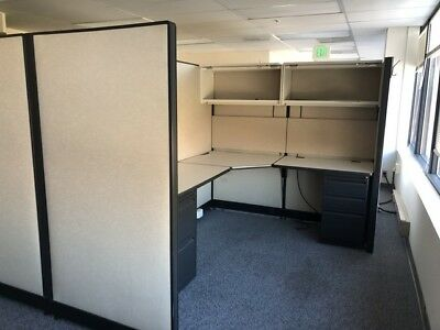 Haworth Cubicles / Workstations / Systems Furniture