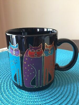 Laurel Burch Siamese Cats Coffee/Tea Mug