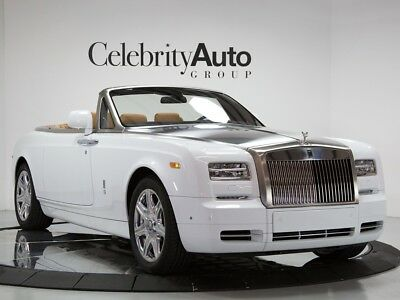 2014 Rolls-Royce Phantom Drophead Coupe $531K MSRP 2014 ROLLS ROYCE PHANTOM DROPHEAD COUPE $531K MSRP