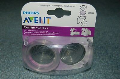 Philips Avent diaphragms double electric breast pump feeding baby bpa free