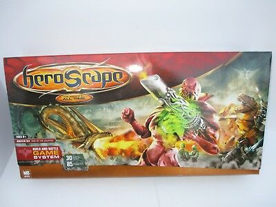 Heroscape MASTER SET Rise of the Valkyrie Build and Battle Game System sealed