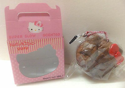 Sanrio Hello Kitty Creampuff Squishy Slow Rising & Scented Licensed New Japan