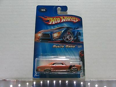 1964 Buick Riviera Hot Wheels 1:64 Scale Diecast Car *UNOPENED*