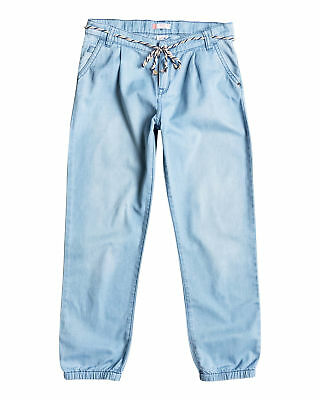 NEW ROXY™  Girls 8-14 Dimming Light Denim Pant Teens