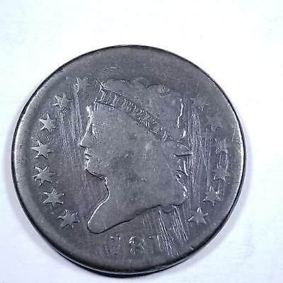 1811 USA Classic Head Large Cent Great Coin