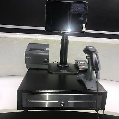 Revel Rev21 iPad Air POS System