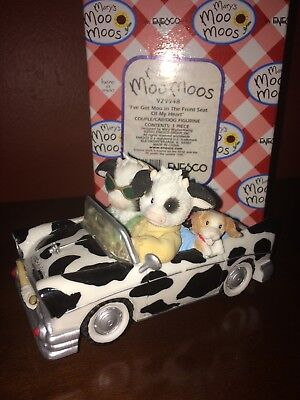 Mary Moo Moos - I'VE GOT MOO IN THE FRONT SEAT OF MY HEART 929948