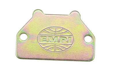 Empi 43-5709 Weber Idf Empi Hpmx Fuel Enrichment Block-Off Plate Vw Buggy Beetle