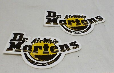 Dr. Martens Air Wair with Bouncing Souls - Logo Sticker PAIR - FREE SHIPPING
