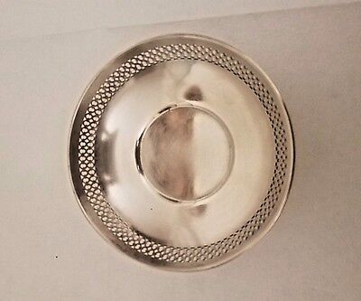 Tiffany Co. Sterling Silver Dish
