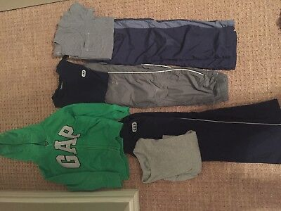 lot of boys GAP athletic clothes size small (6-7)