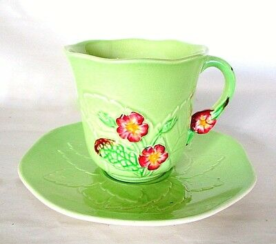 Vintage Carlton Ware Primula Australian Design Cup And Saucer - England