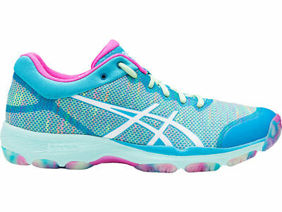 SAVE $$$ Asics Gel Netburner Professional FF Womens Netball Shoes (B) (4101)