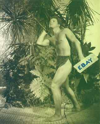 Sexy Johnny Sheffield Hot Photo Of Bomba The Jungle Boy In Action