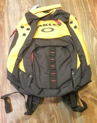 Oakley Fifty 92061 Backpack Brand New with tags Harvest Gold 538