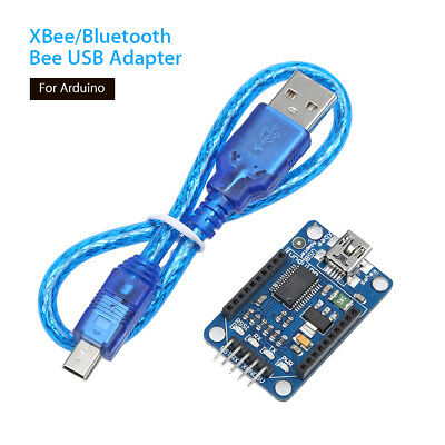 Bluetooth Bee USB To Serial Port Adapter Compatible BTBee For Arduino With Cable