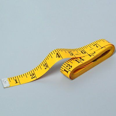 3M Tailor Seamstress Cloth Body Ruler Tape Measure Sewing Cloth
