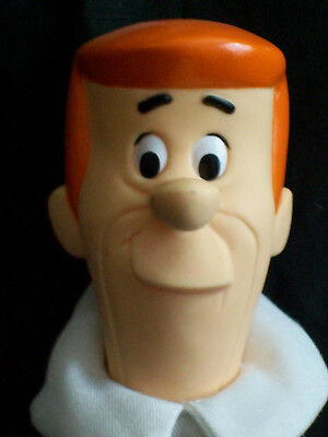 The Jetson's * George Jetson Action Figure * Hanna-Barbera / Applause - 1990