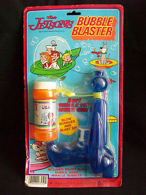 The Jetson's * Bubble Blaster / Ray Gun * Hanna-Barbera / Imperial Toys - 1985