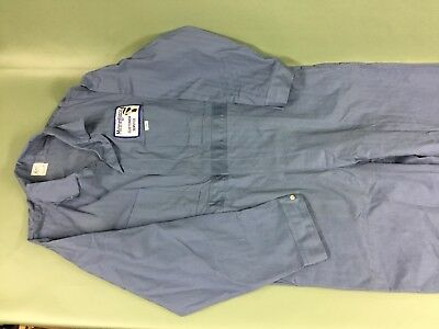 NOS Vintage LEE UNION-ALLS Sanforized Made In USA - Minnegasco MN Coveralls 44