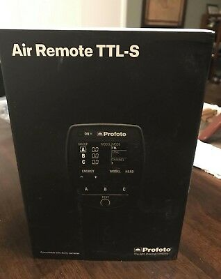 PROFOTO Air REMOTE TTLS for Sony  -  7941