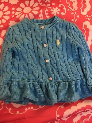 Baby girl sweater size 9 months