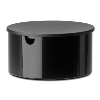 NEW Stelton EM Black Sugar Bowl